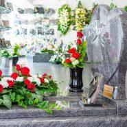 Monument funéraire personnalisé